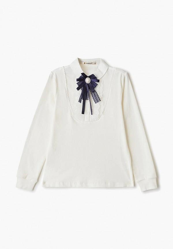 Фото - Блузу Vitacci белого цвета