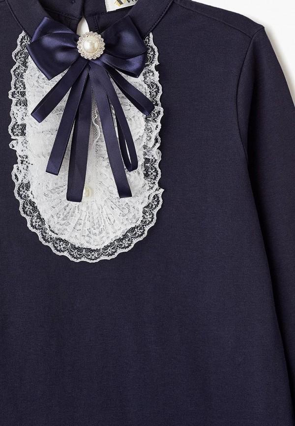 Фото 3 - Блузу Vitacci синего цвета