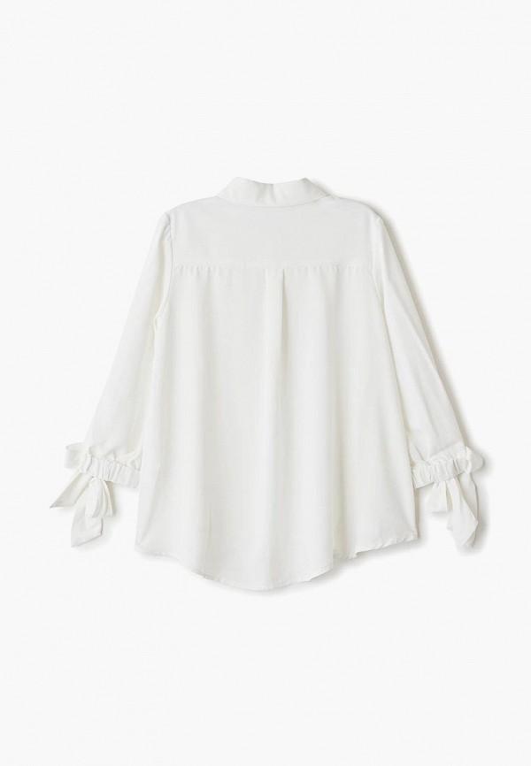 Фото 2 - Блузу Vitacci белого цвета