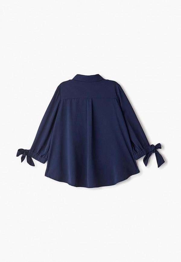 Фото 2 - Блузу Vitacci синего цвета