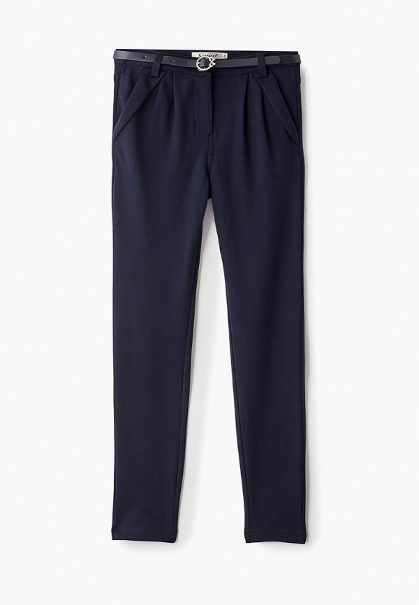 брюки vitacci для девочки, синие