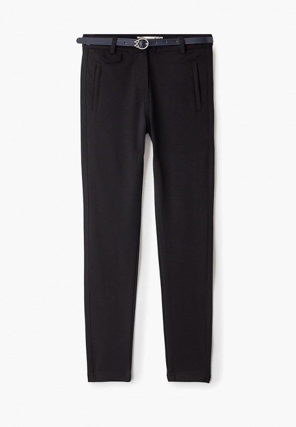 брюки vitacci для девочки, черные