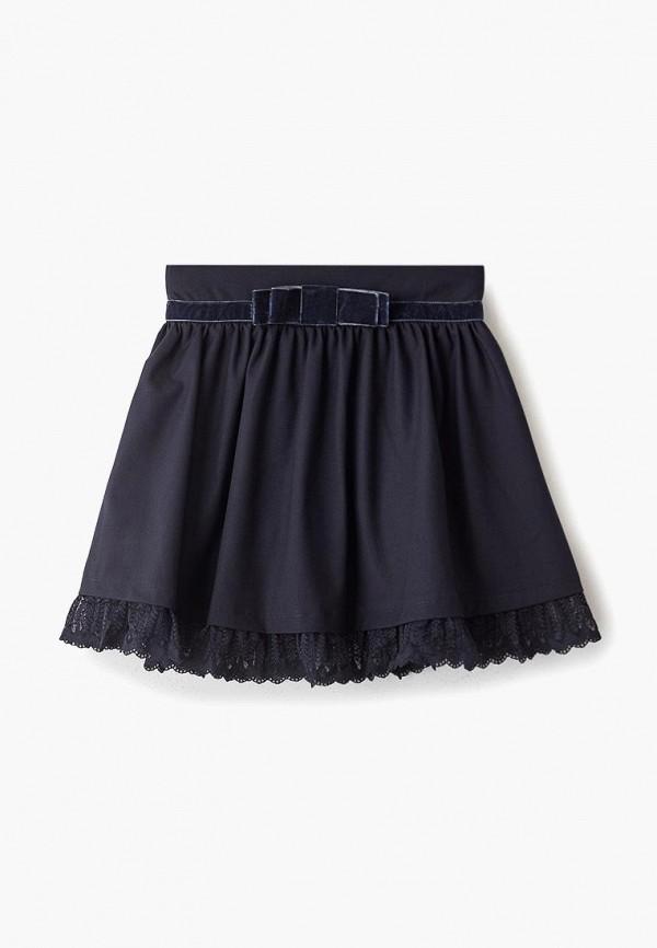 юбка vitacci для девочки, синяя