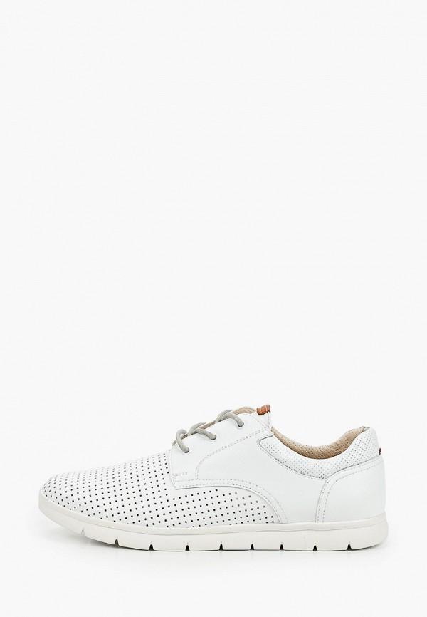 мужские туфли vittorio bravo, белые