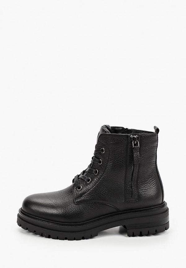 женские высокие ботинки vittorio bravo, черные