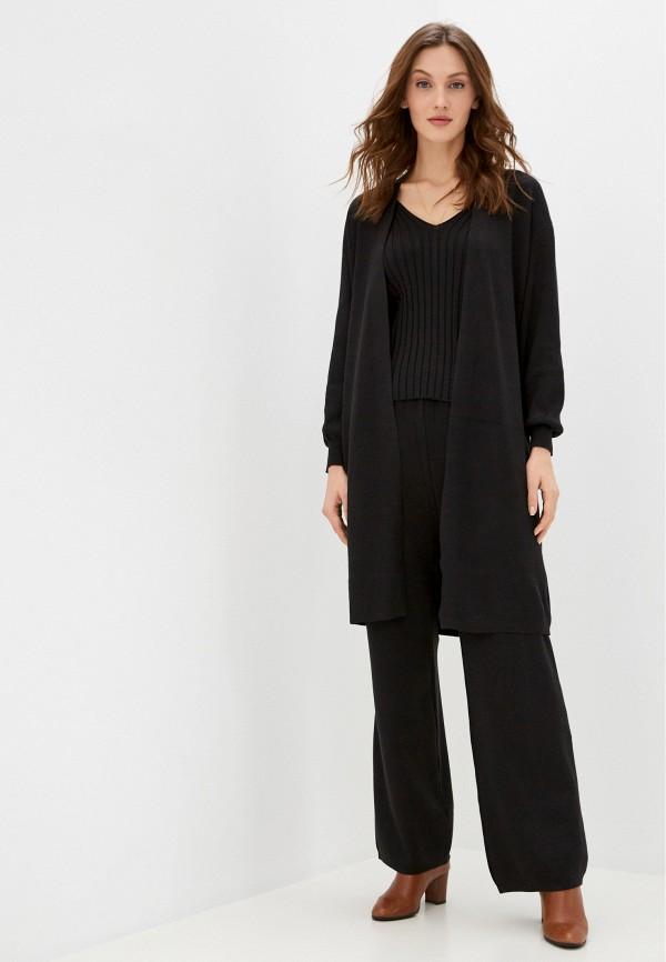 женский костюм vickwool, черный