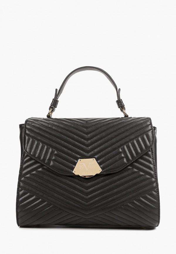 женская сумка 19v69 italia, черная