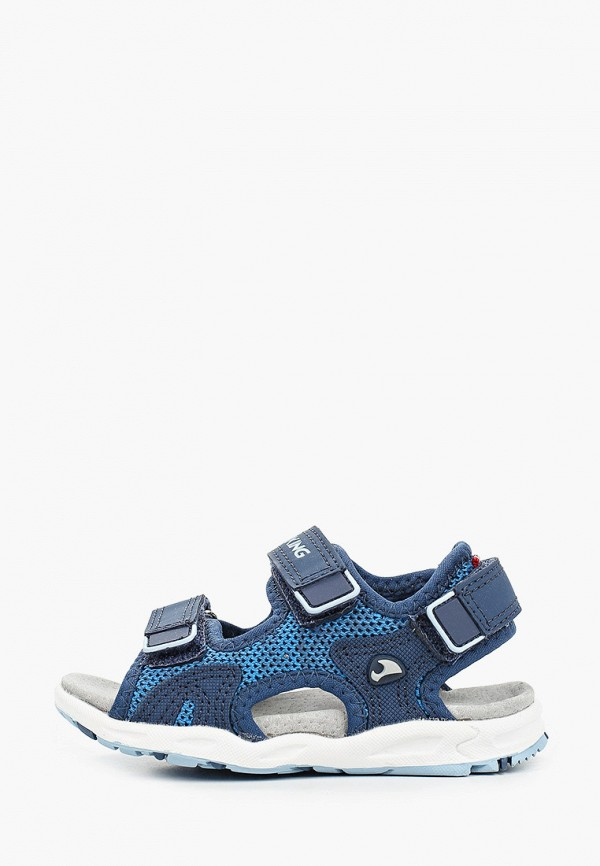 сандалии viking для мальчика, синие