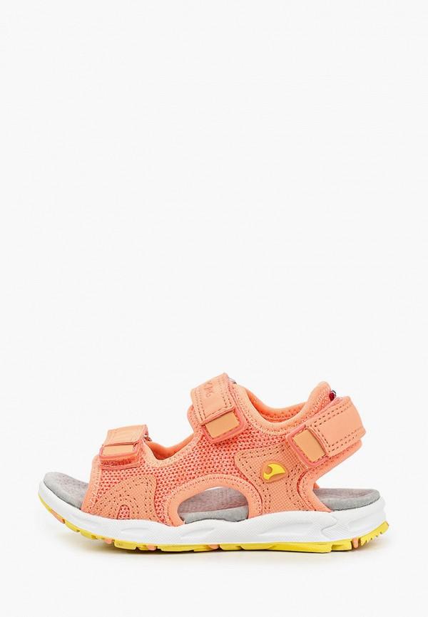 сандалии viking для девочки