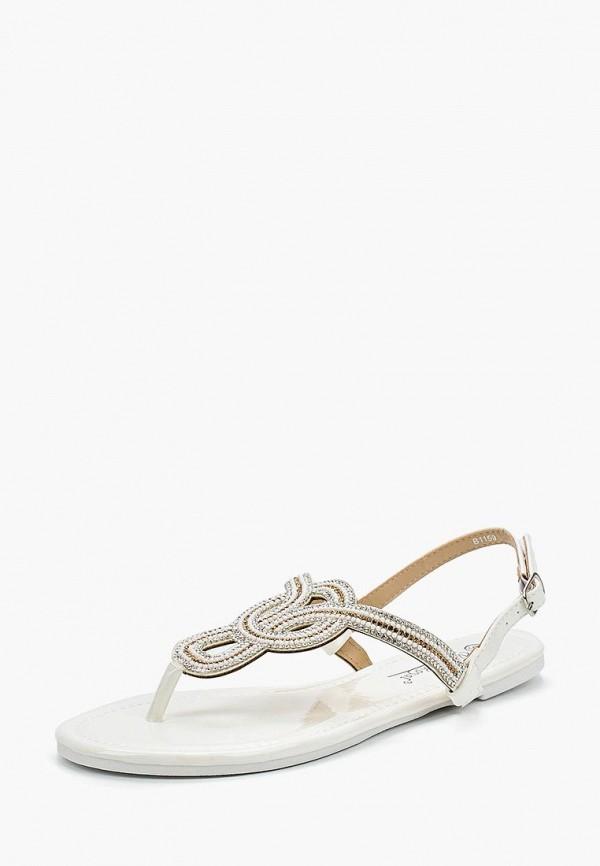Фото - женские сандали Vivian Royal белого цвета