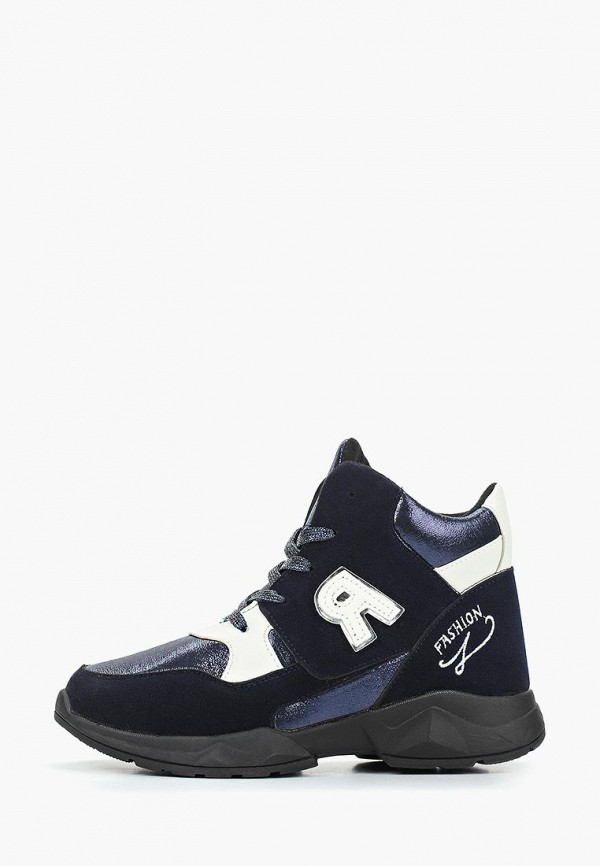 женские кроссовки vivian royal, синие