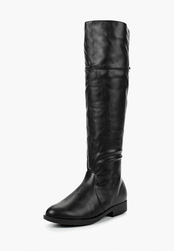 Купить Сапоги Vivian Royal, vi809awdlxs2, черный, Осень-зима 2018/2019
