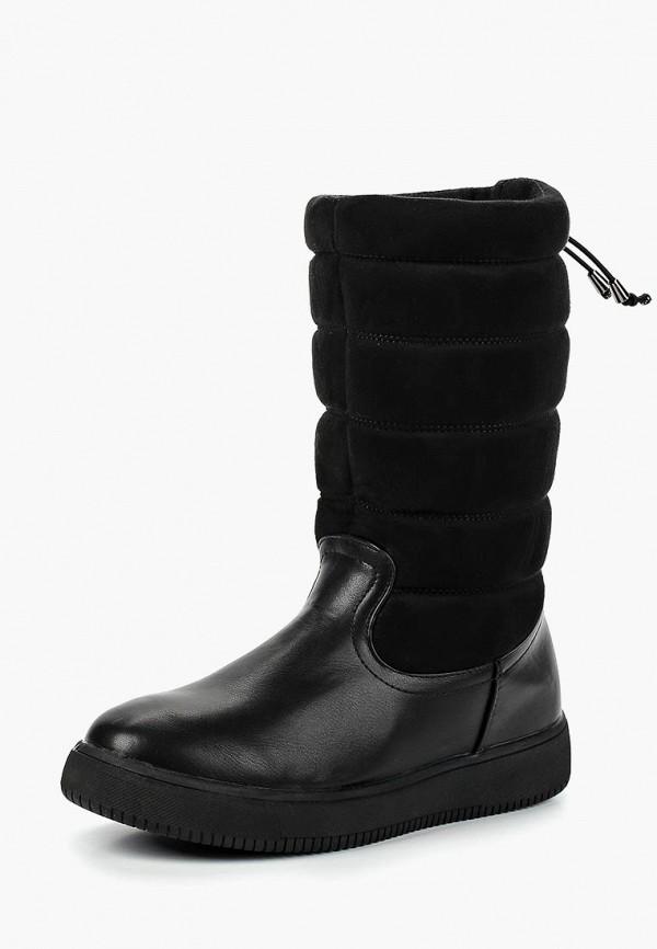 Купить Полусапоги Vivian Royal, vi809awdlxs9, черный, Осень-зима 2018/2019