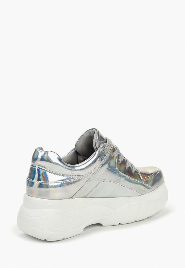 Фото 3 - женские кроссовки Vivian Royal серебрянного цвета