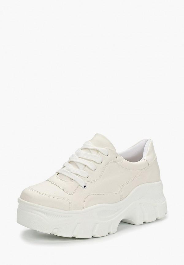 Фото 2 - женские кроссовки Vivian Royal белого цвета