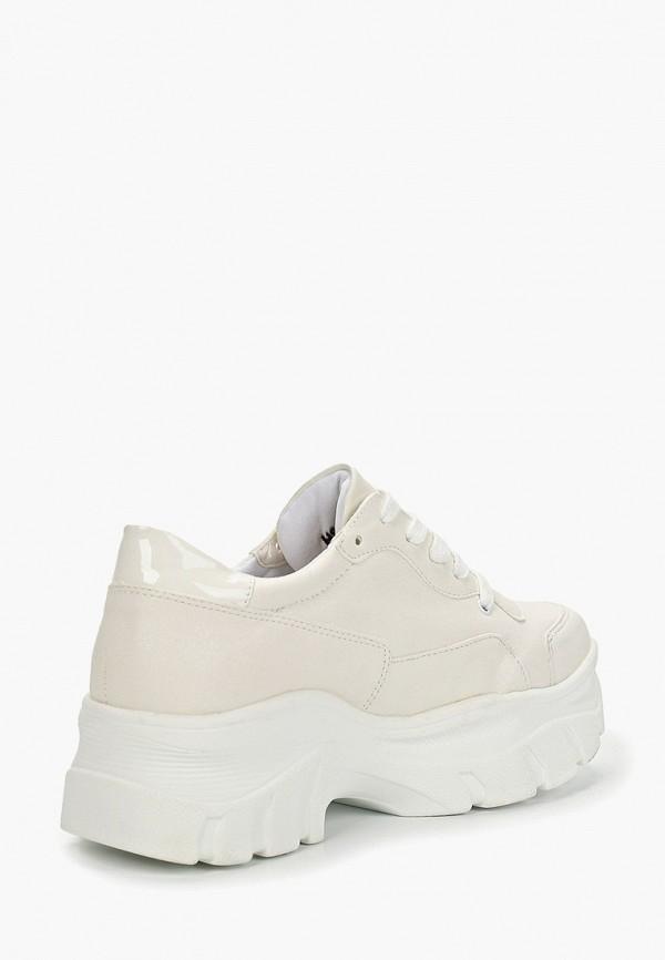 Фото 3 - женские кроссовки Vivian Royal белого цвета