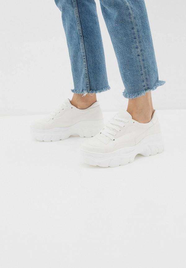 Фото 6 - женские кроссовки Vivian Royal белого цвета