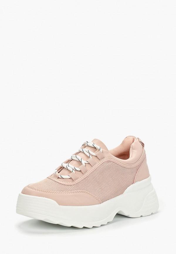 Фото 2 - женские кроссовки Vivian Royal розового цвета