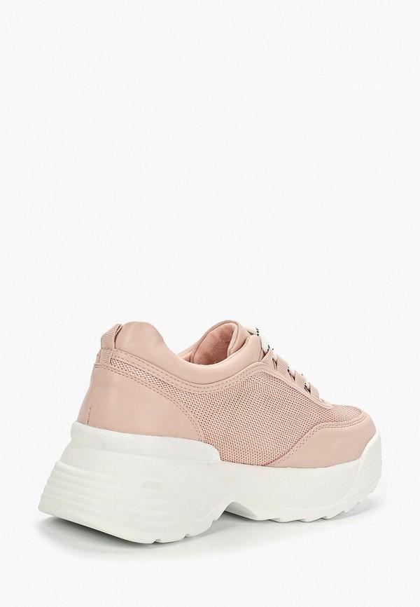 Фото 3 - женские кроссовки Vivian Royal розового цвета