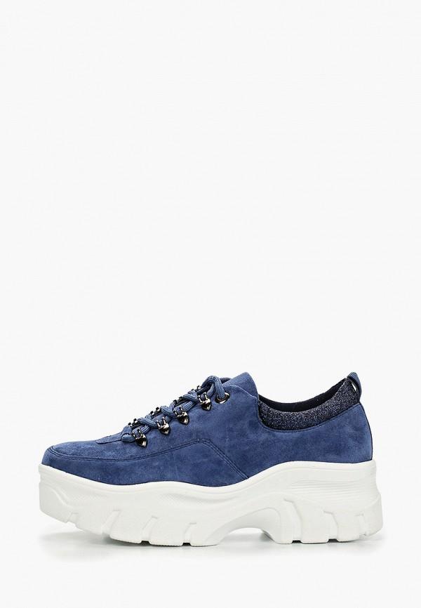 Фото - женские кроссовки Vivian Royal синего цвета