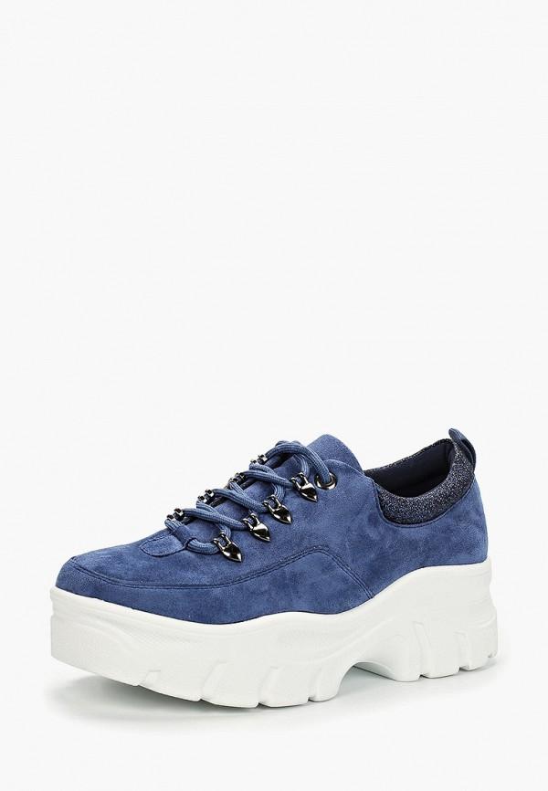 Фото 2 - женские кроссовки Vivian Royal синего цвета