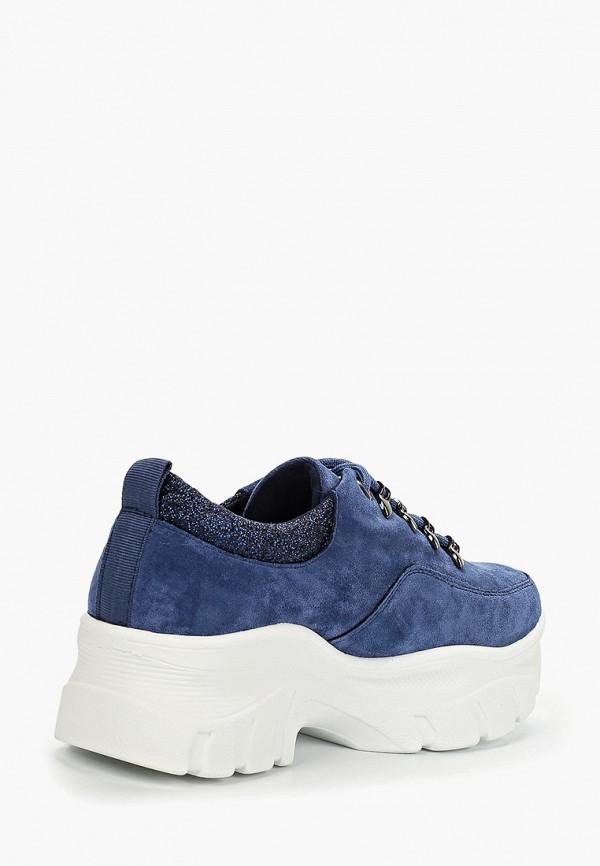Фото 3 - женские кроссовки Vivian Royal синего цвета