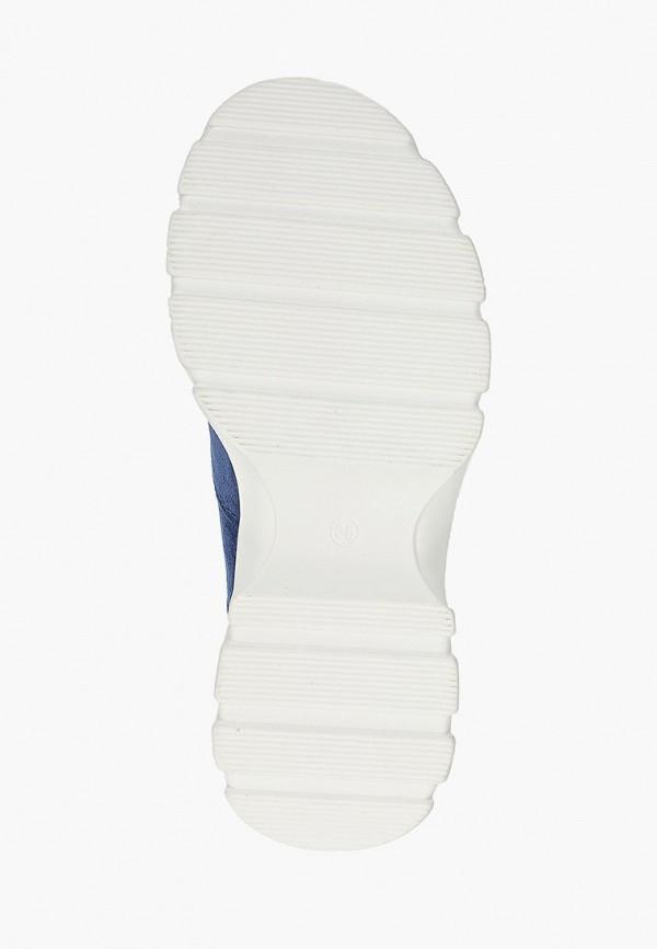 Фото 5 - женские кроссовки Vivian Royal синего цвета