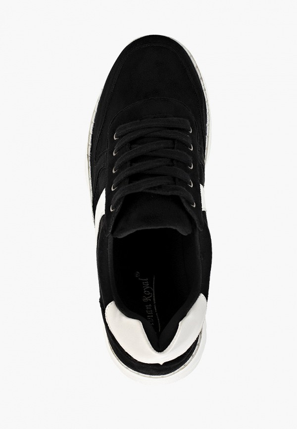 Фото 4 - женские кроссовки Vivian Royal черного цвета