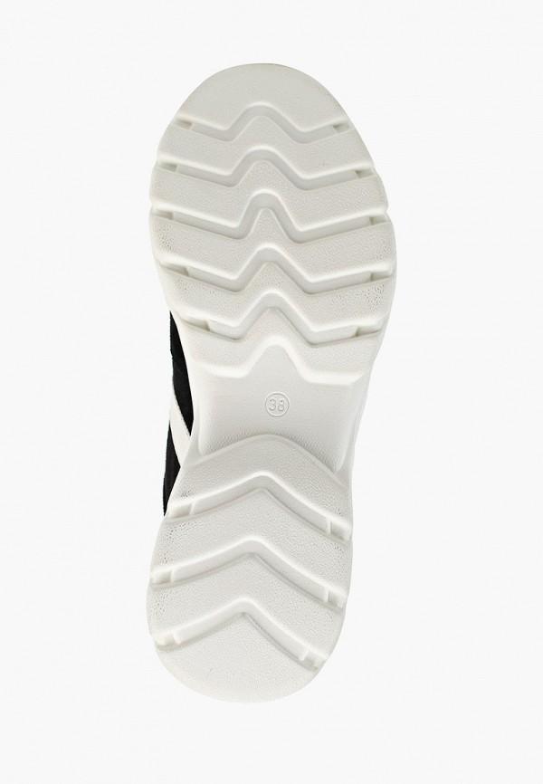Фото 5 - женские кроссовки Vivian Royal черного цвета