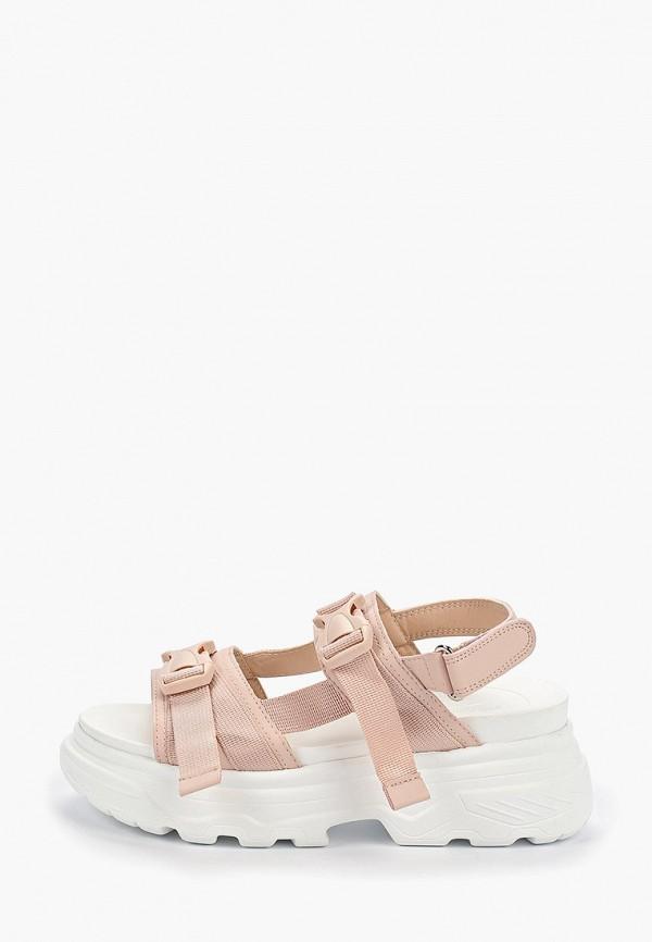 женские сандалии vivian royal, розовые