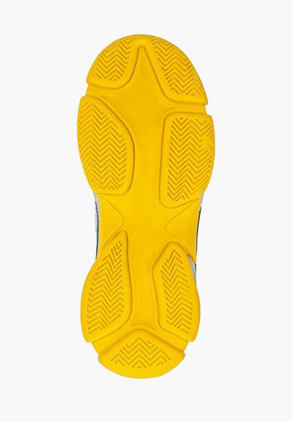 Фото 5 - женские кроссовки Vivian Royal серебрянного цвета
