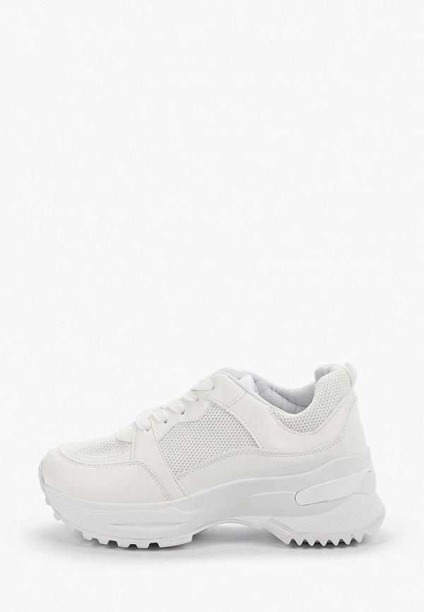 женские кроссовки vivian royal, белые
