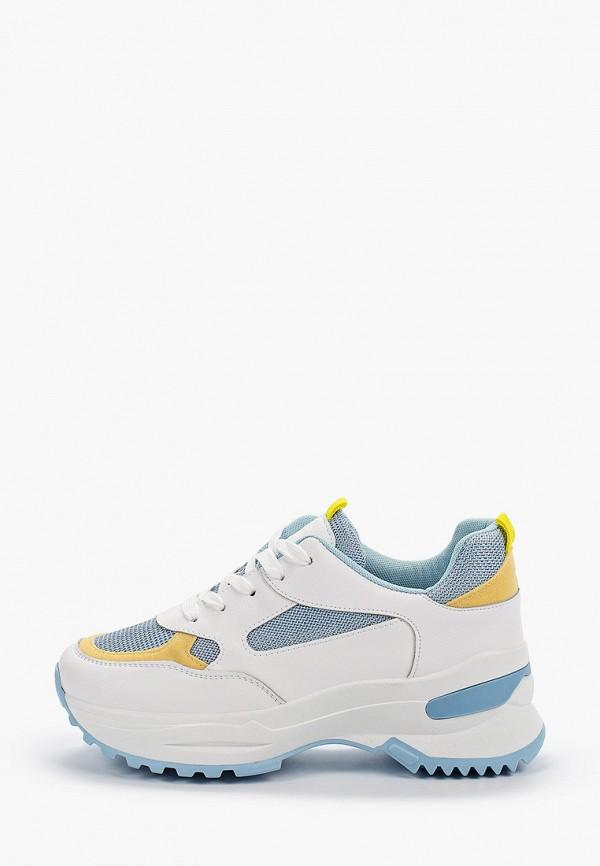 женские кроссовки vivian royal, голубые