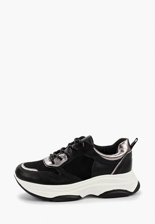 женские кроссовки vivian royal, черные
