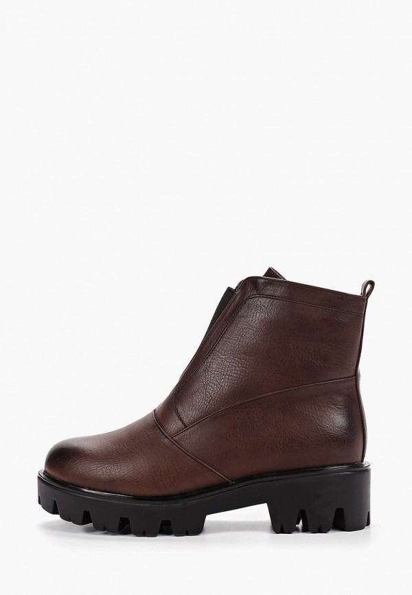 женские ботинки vivian royal, коричневые