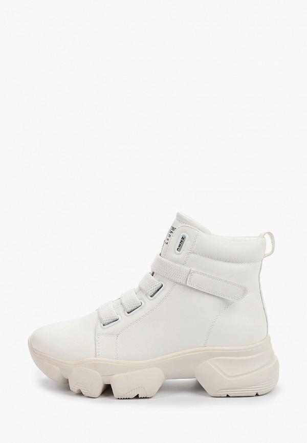 женские ботинки vivian royal, белые