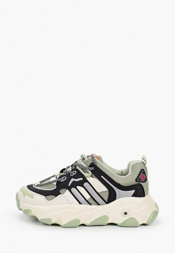 женские кроссовки vivian royal, зеленые