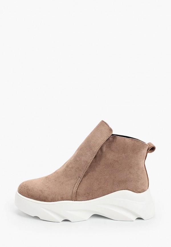 женские ботинки vivian royal, бежевые