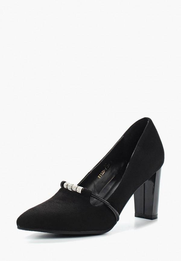 Купить Туфли Vivian Royal, VI809AWVNV32, черный, Осень-зима 2017/2018