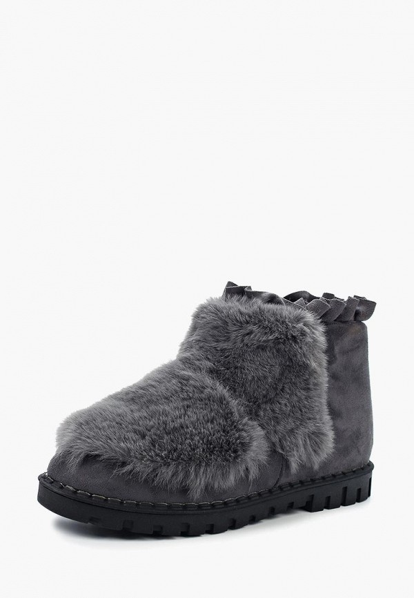 Купить Ботинки Vivian Royal, VI809AWYTX40, серый, Осень-зима 2017/2018