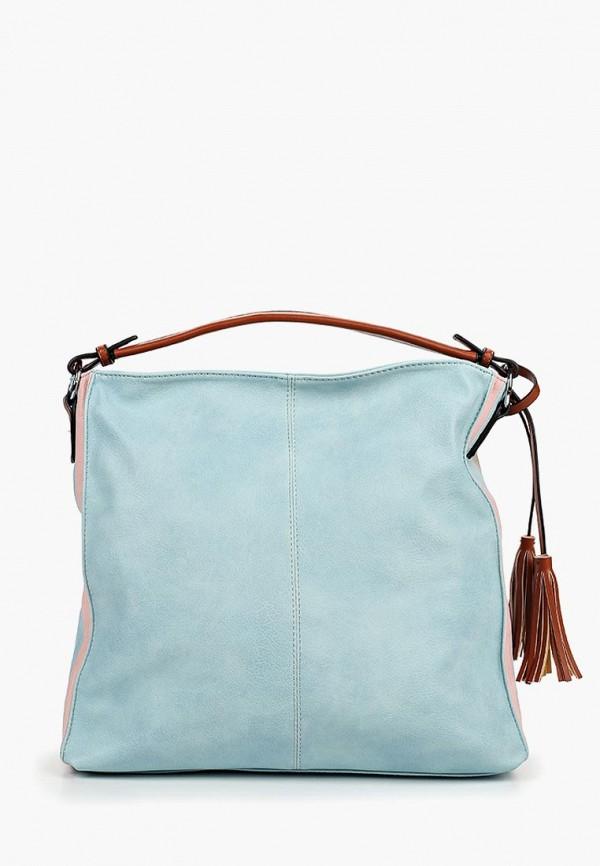женская сумка vivian royal, голубая