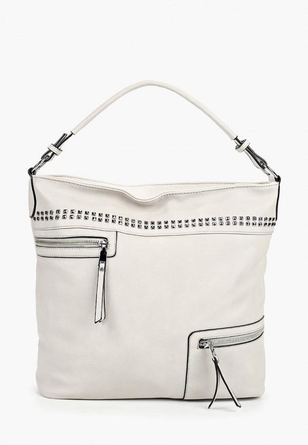 женская сумка vivian royal, серая
