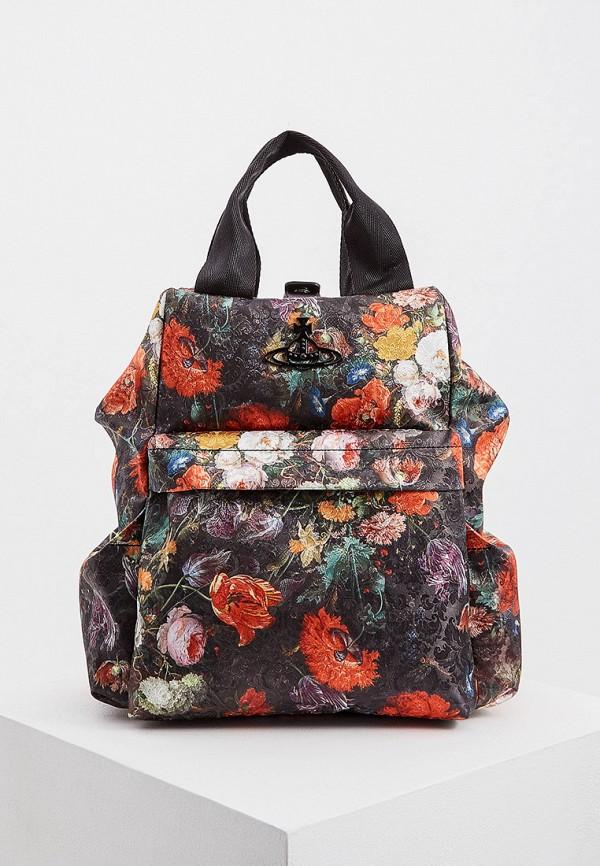 женский рюкзак vivienne westwood, разноцветный