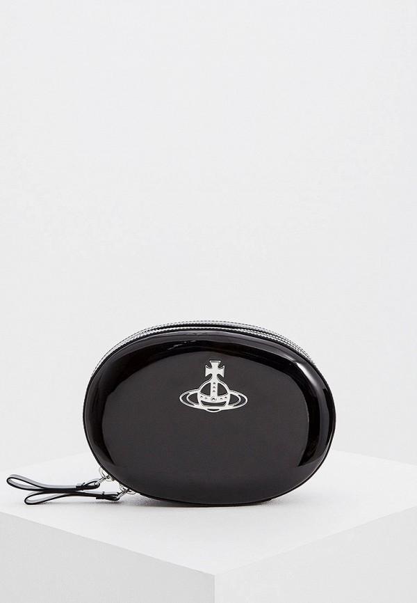 женская сумка vivienne westwood, черная