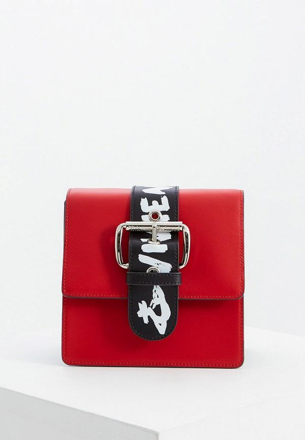 Сумка Vivienne Westwood Vivienne Westwood VI873BWFWBO7 сумка поясная vivienne westwood vivienne westwood vi873bwfwbo2