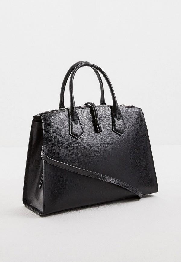 Фото 2 - женскую сумку Vivienne Westwood черного цвета