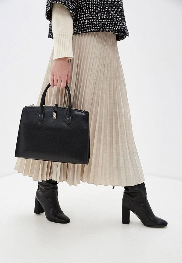 Фото 6 - женскую сумку Vivienne Westwood черного цвета