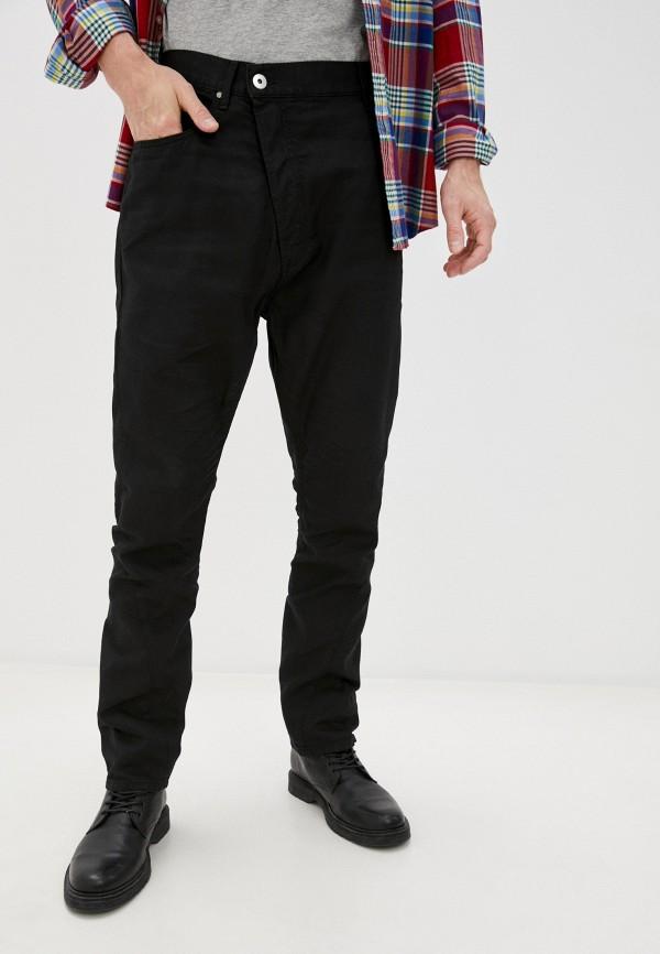 мужские прямые брюки vivienne westwood, черные