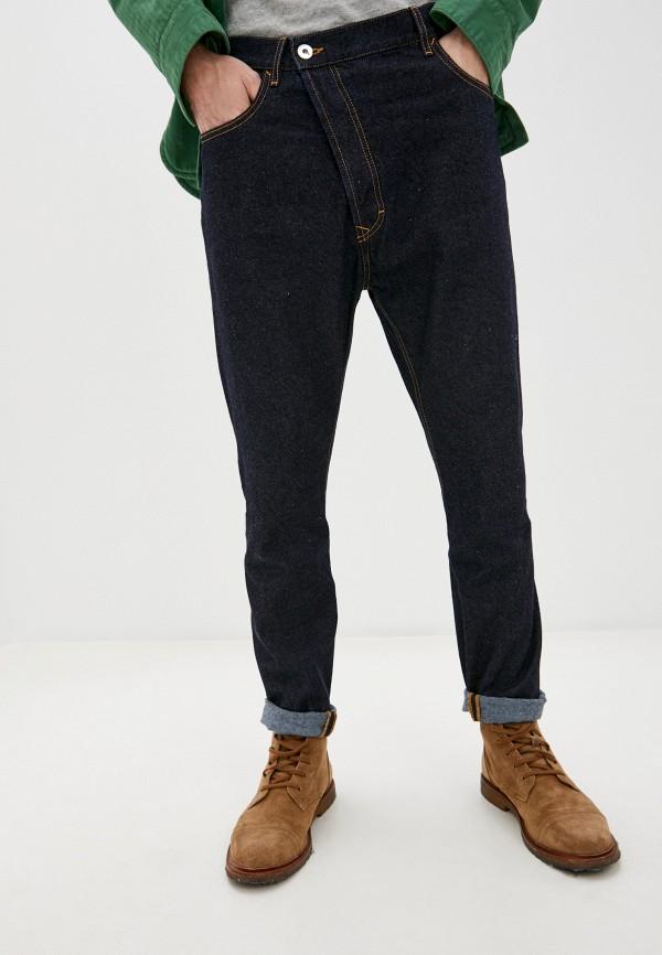 мужские прямые джинсы vivienne westwood, синие