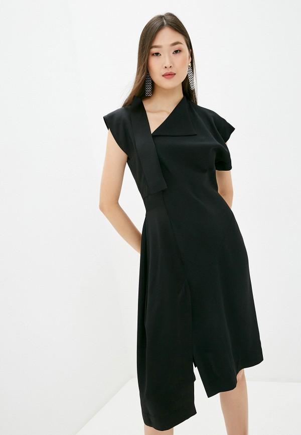 женское повседневные платье vivienne westwood, черное